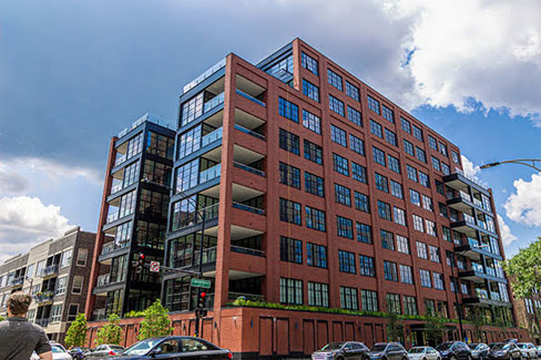 1109 W Washington Hayden West Loop Chicago